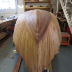 cold moulded boat construction