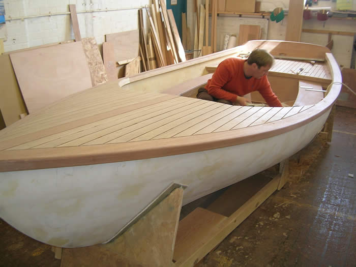 "16' 6""' Haven 12 1/2 - Gary Thompson - Boat Building Academy"
