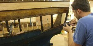 Wooden Boat Restoration
