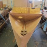 moth dinghy j11' Moth Dinghy plwood hull constructionake web