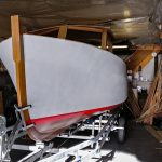 20' Paul Gartside Outboard Launch