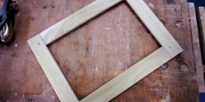 pegged mortice and tenon