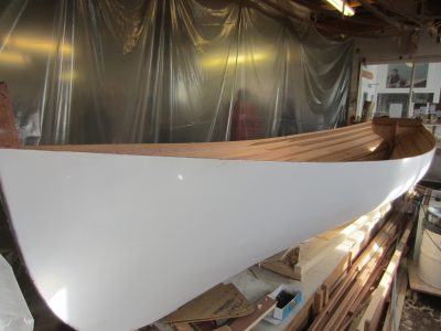 18' Beach Cruiser with Yawl Rig - Reuben Thompson - Boat Building
