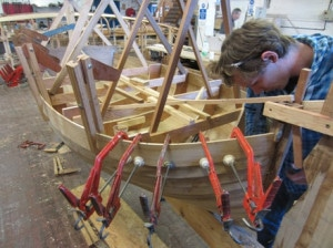 40 week boat building, maintenance and support course