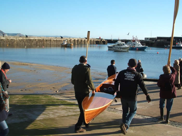 20 Bangor Packet Rowing Wherry Matt Stiles Boat